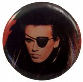 Dead or Alive - 'Pete Red' Button Badge
